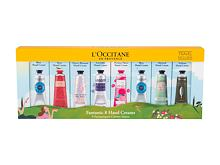 Crema per le mani L´Occitane Fantastic 8 Hand Creams Travel Set 30 ml Confezione regalo