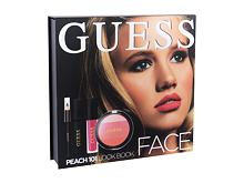 Blush GUESS Look Book Face 14 g 101 Peach Cofanetti regalo