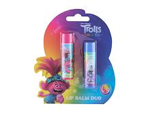 Balsamo per le labbra DreamWorks Trolls World Tour  Duo Kit 4,2 g Cofanetti regalo