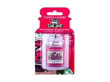 Deodorante per l'auto Yankee Candle Red Raspberry Car Jar 1 pz