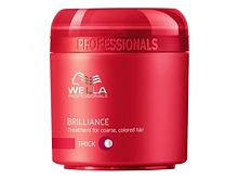 Maschera per capelli Wella Brilliance Thick Hair 150 ml