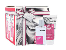 Eau de Toilette Mexx Life Is Now For Her 30 ml Confezione regalo