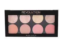 Blush Makeup Revolution London Blush Palette 12,8 g Hot Spice