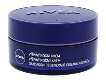 Crema notte per il viso Nivea Rich Regenerating Night Care 50 ml