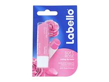 Balsamo per le labbra Labello Soft Rose 5,5 ml