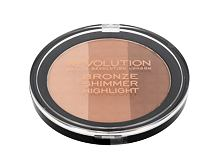 Cipria Makeup Revolution London Ultra Bronze, Shimmer And Highlight
