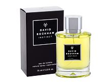Eau de Toilette David Beckham Instinct 75 ml