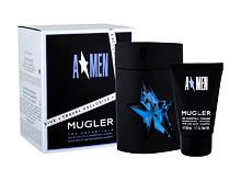 Eau de Toilette Thierry Mugler A*Men Rubber Ricaricabile 100 ml Confezione regalo