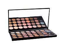 Ombretto Makeup Revolution London Ultra Eyeshadows Palette Flawless Matte 16 g
