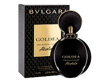 Eau de Parfum Bvlgari Goldea The Roman Night Absolute 75 ml