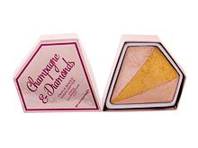 Illuminanti Makeup Revolution London I Heart Makeup Triple Baked Highlighter 10 g Champagne & Diamonds