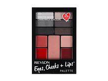 Make-up kit Revlon Eyes, Cheeks + Lips