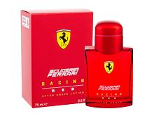 Lozione post rasatura Ferrari Scuderia Ferrari Racing Red 75 ml