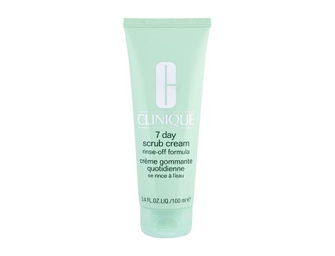 Peeling per il viso Clinique 7 Day Scrub Cream 100 ml