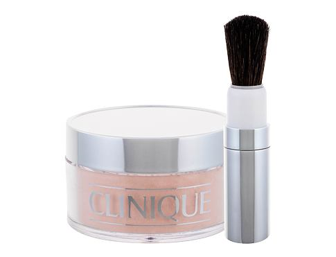 Cipria Clinique Blended Face Powder And Brush 35 g 04 Transparency
