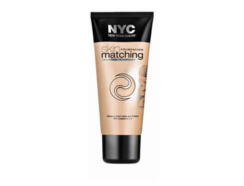 Make-up e fondotinta NYC New York Color Skin Matching 30 ml 691 Honey Light