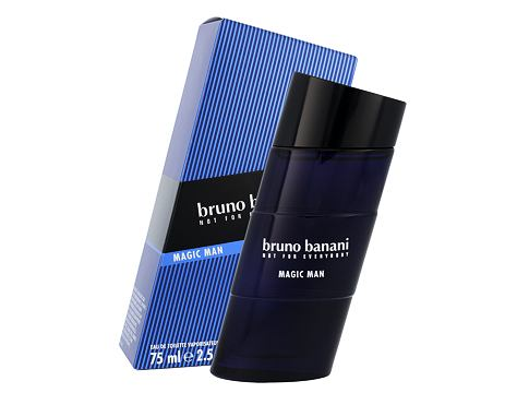 Eau de Toilette Bruno Banani Magic Man 75 ml