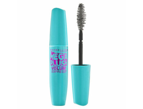 Mascara Maybelline The Mega Plus Volum Express 9,6 ml Very Black