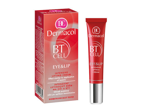 Crema contorno occhi Dermacol BT Cell Eye&Lip Intensive Lifting Cream 15 ml