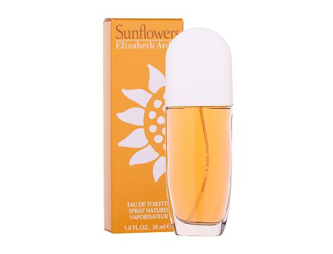 Eau de Toilette Elizabeth Arden Sunflowers 30 ml