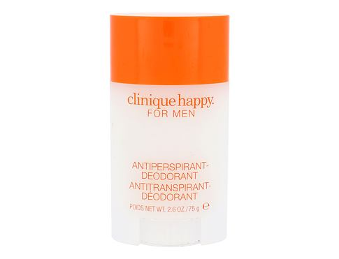 Antitraspirante Clinique Happy For Men 75 ml