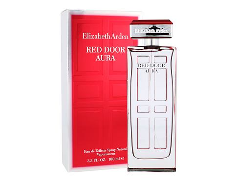 Eau de Toilette Elizabeth Arden Red Door Aura 100 ml