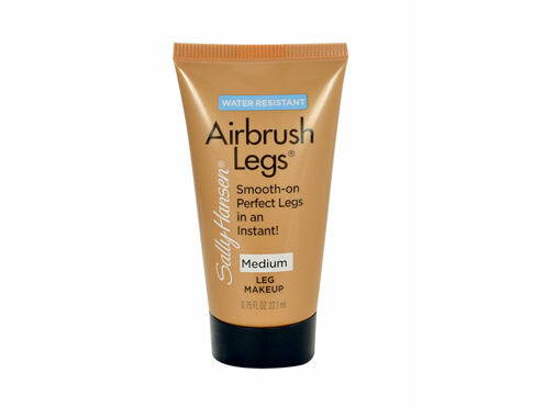 Prodotti autoabbronzanti Sally Hansen Airbrush Legs Fluid 22,1 ml 02 Medium