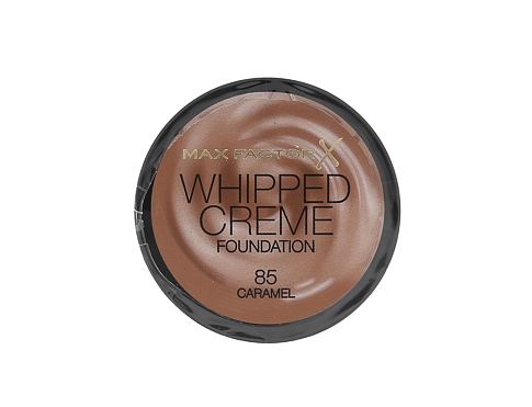 Make-up e fondotinta Max Factor Whipped Creme 18 ml 85 Caramel