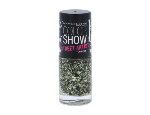 Smalto per le unghie Maybelline Color Show Street Artist 7 ml 01 Boom Box Black