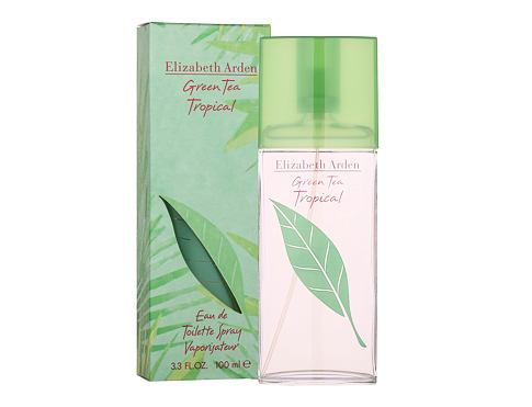 Eau de Toilette Elizabeth Arden Green Tea Tropical 100 ml