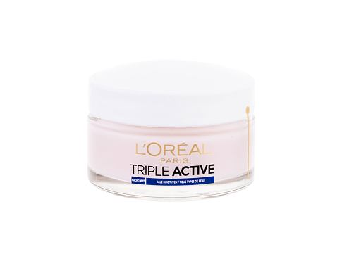 Crema notte per il viso L´Oréal Paris Triple Active 50 ml