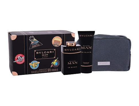 Eau de Parfum Bvlgari Man In Black 100 ml Cofanetti regalo