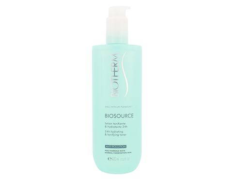 Acqua detergente e tonico Biotherm Biosource 24h Hydrating & Tonifying Toner 400 ml