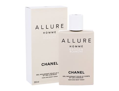Doccia gel Chanel Allure Homme Edition Blanche 200 ml