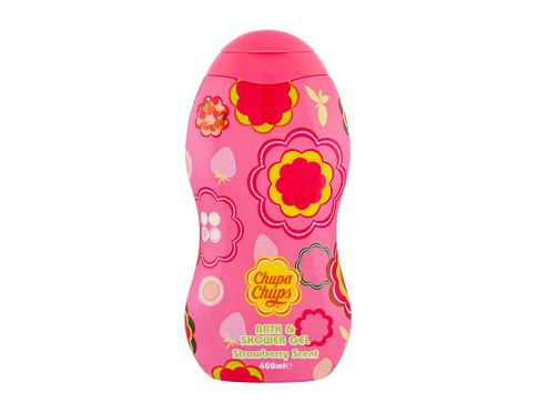Doccia gel Chupa Chups Strawberry Scent 400 ml