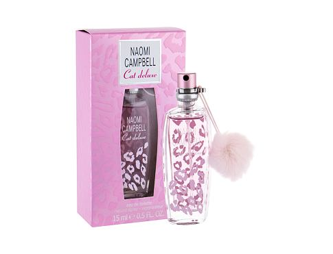 Eau de Toilette Naomi Campbell Cat Deluxe 15 ml