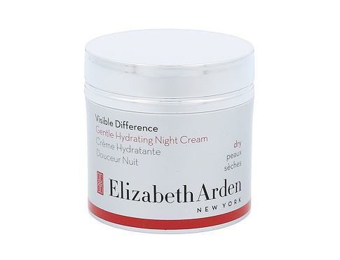 Crema notte per il viso Elizabeth Arden Visible Difference Gentle Hydrating 50 ml