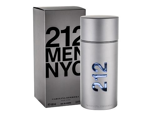 Eau de Toilette Carolina Herrera 212 NYC Men 100 ml