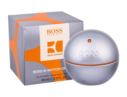 Eau de Toilette HUGO BOSS Boss in Motion 90 ml