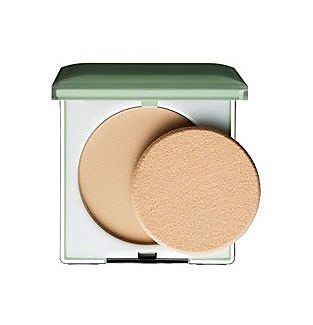 Cipria Clinique Stay-Matte Sheer Pressed Powder 7,6 g 01 Stay Buff