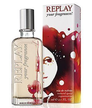 Eau de Toilette Replay Your Fragrance! For Her 40 ml