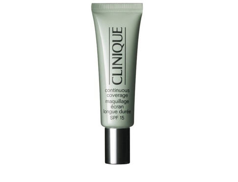 Make-up e fondotinta Clinique Continuous Coverage SPF15 30 ml 02 Natural Honey Glow