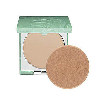 Cipria Clinique Stay-Matte Sheer Pressed Powder 7,6 g 04 Stay Honey