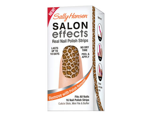 Smalto per le unghie Sally Hansen Salon Effects Nail Polish Strips 20 g 620 I Dare You Confezione regalo
