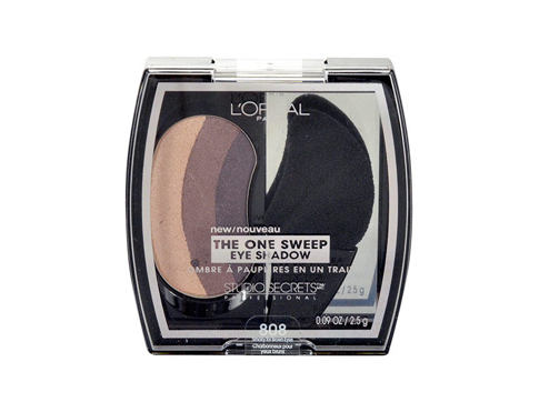 Ombretto L´Oréal Paris Studio Secrets The One Sweep 2,5 g 808 Smoky For Brown Eyes