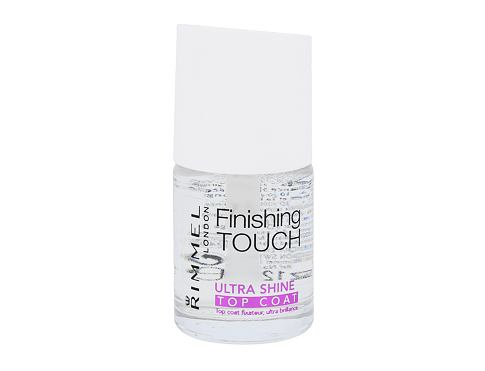 Smalto per le unghie Rimmel London Finishing Touch Ultra Shine Top Coat 12 ml