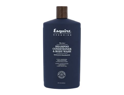 Shampoo Farouk Systems Esquire Grooming The 3-In-1 414 ml