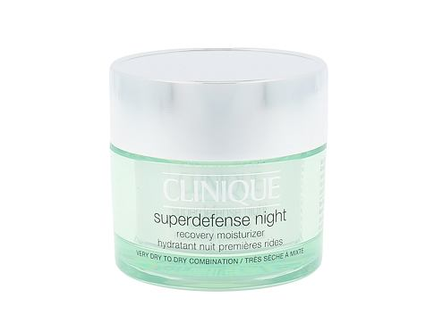 Crema notte per il viso Clinique Superdefense 50 ml