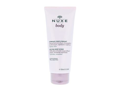Peeling per il corpo NUXE Body Care Melting Body Scrub 200 ml