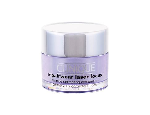 Crema contorno occhi Clinique Repairwear Laser Focus 15 ml